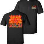 Chevy Flame Shirts tdc-121