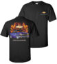 Chevy Flame Shirts tdc-158