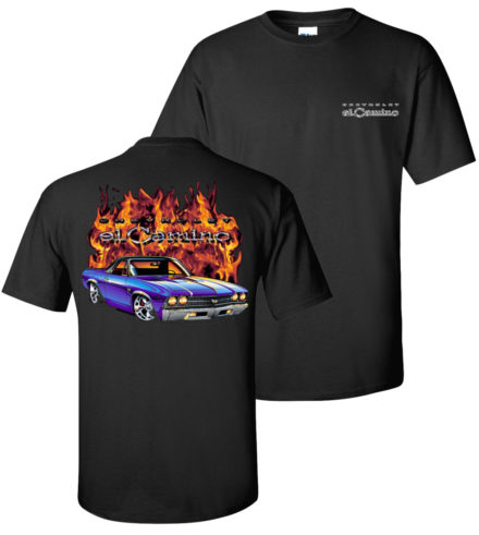 Chevy Flame Shirts tdc-166