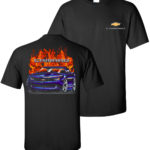 Chevy Flame Shirts tdc-167