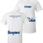 Under Wrap T-Shirts uw-006 challenger logo