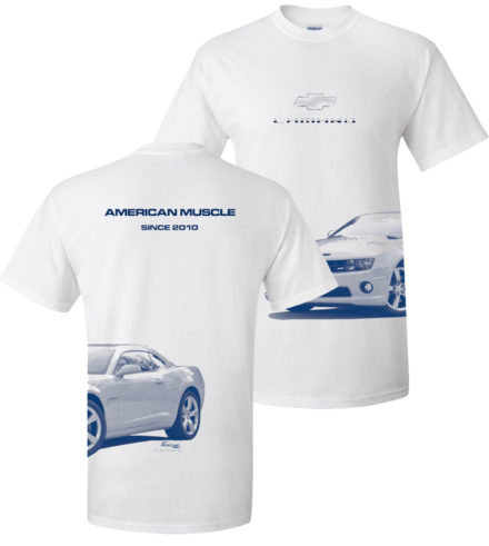 Under Wrap T-Shirts uw-010 2010 camaro