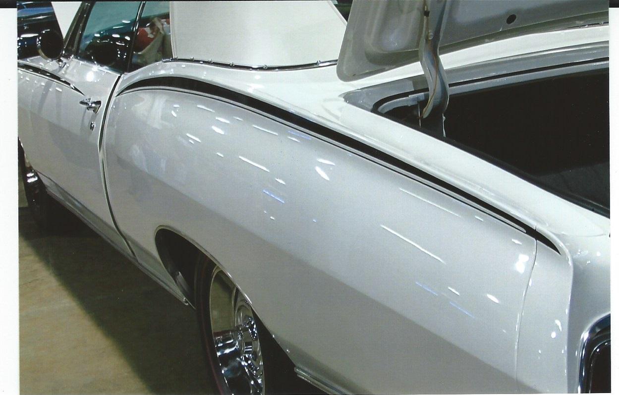 All Types 2004 impala ss indy edition : 1967 Impala SS Eyebrow Stencil Kit