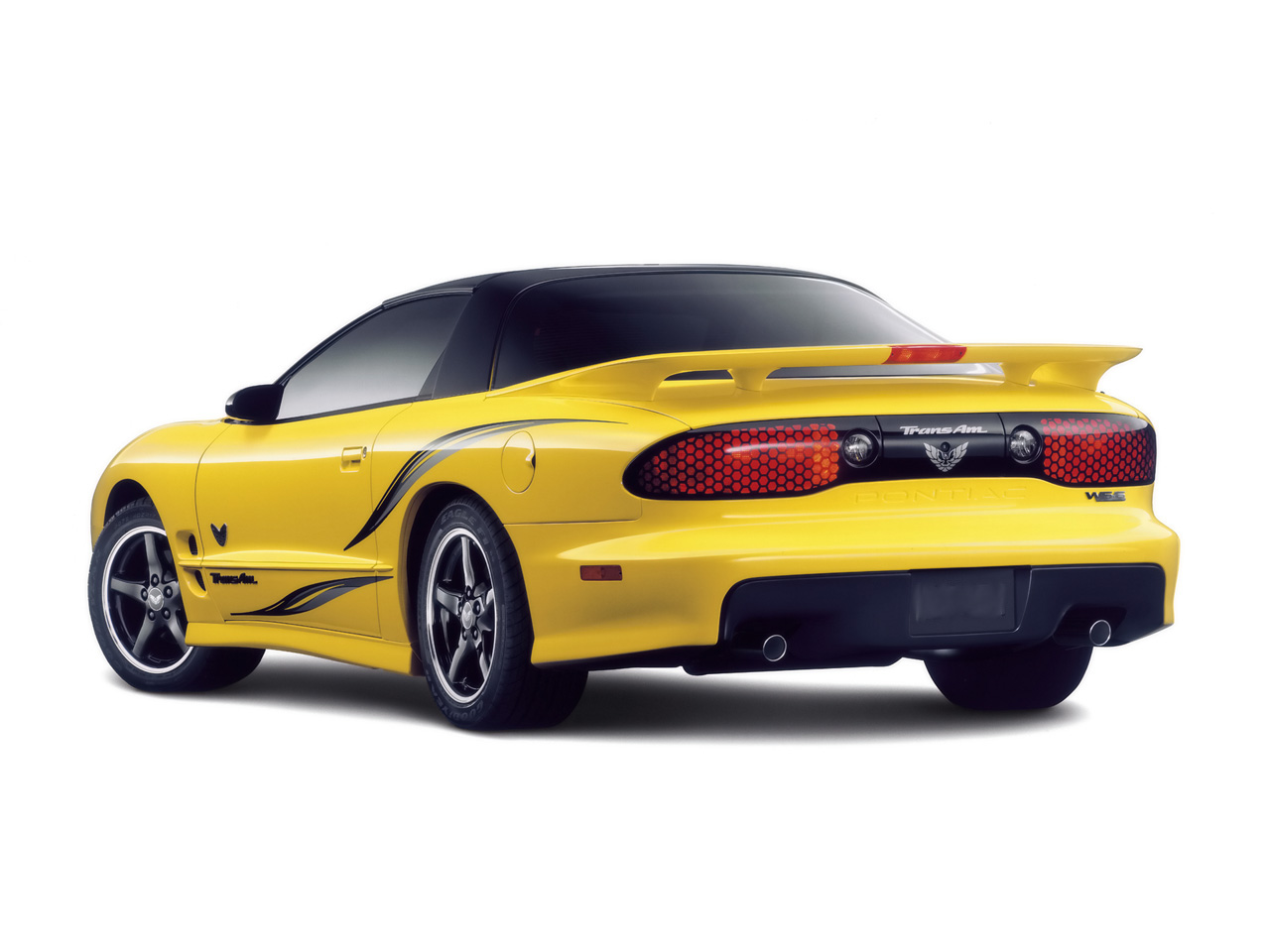 Home Make Pontiac 2002 Pontiac Trans AM Collector Edition Stripes and ...