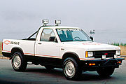 989 & 1990 Chevrolet Baja pickup truck decals