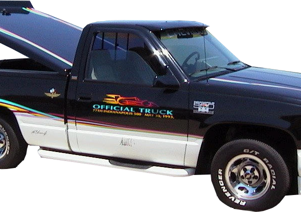 1993 indy pace truck