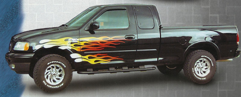 Custom Vehicle Graphics Auto Graphics Stencils And Stripes