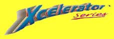 Xcelerator Series Vehicle Graphics