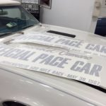 1967 Camaro Pace Car Door decals