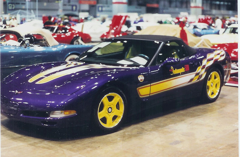1998 Indy Pace Car Complete Kits