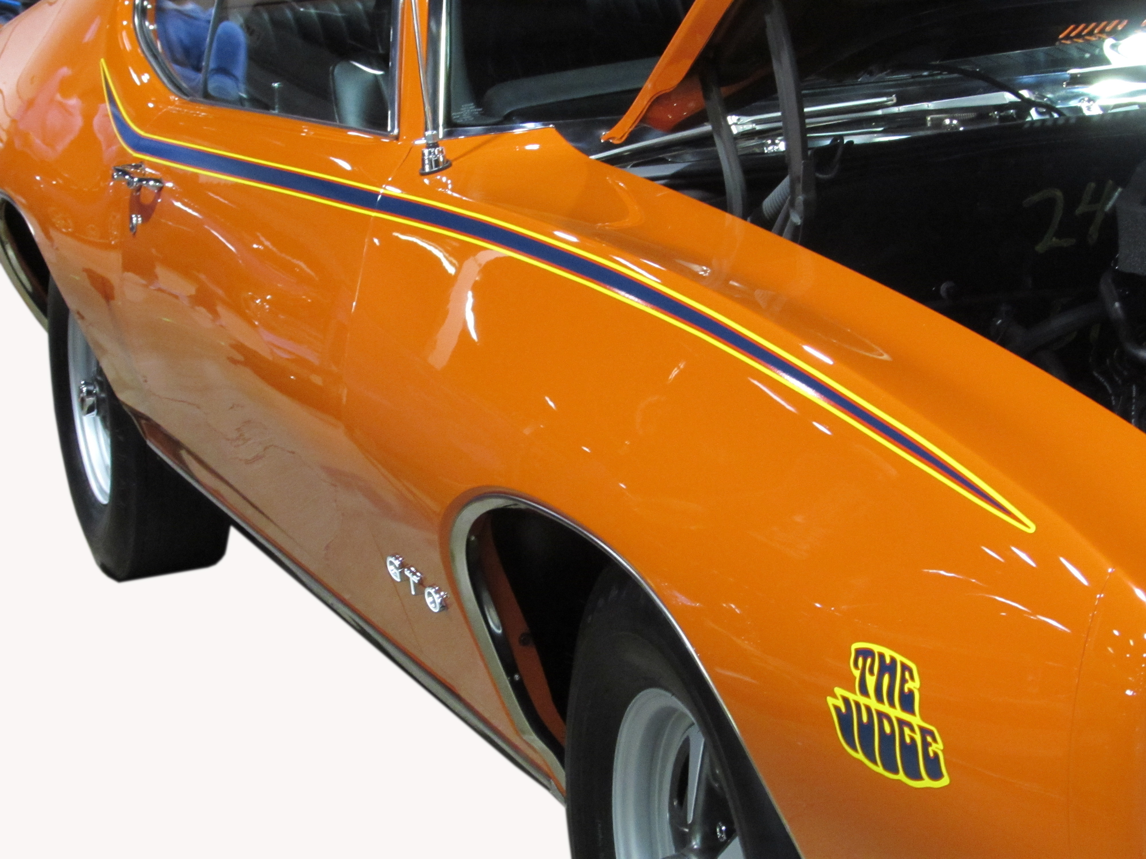 1969 Pontiac GTO The Judge Decals /& Stripes Kit