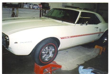 1967-8 Firebird H.O.