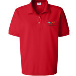 Ladies' Automotive Polos corvette lps-017