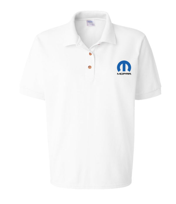 Ladies' Automotive Polos mopar lps-018