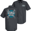 vintage garage mechanic shirt vin-007