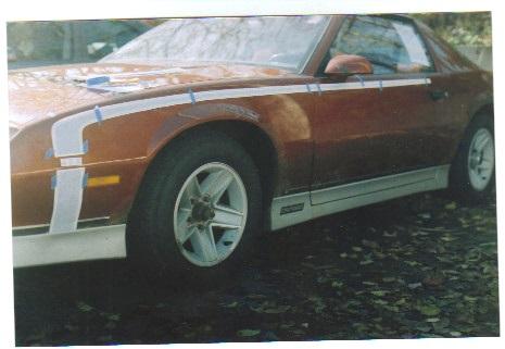 1982 - 1992 Camaro