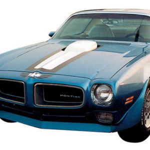 1970-72 Trans Am Firebird