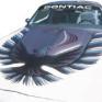 1979-2002 PONTIAC TRANS AM/FIREBIRD HOOD BIRD KIT