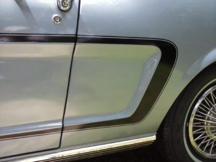 1965-66 Mustang C Stripe