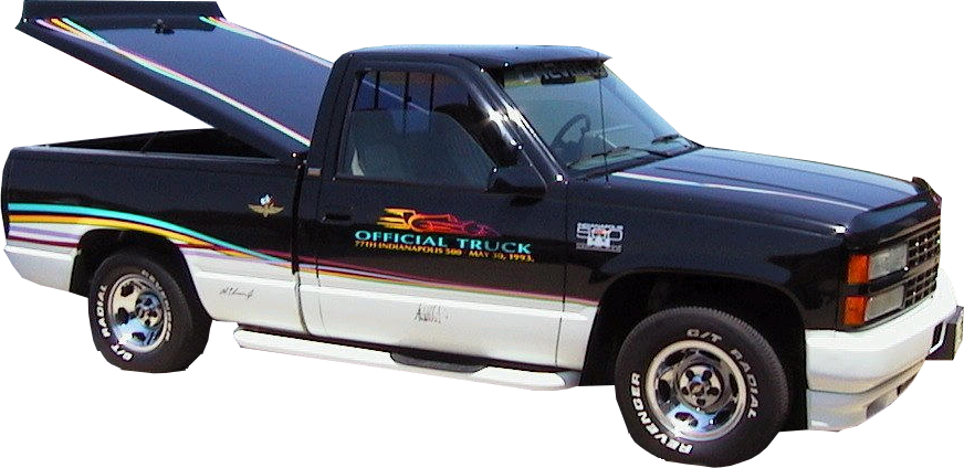 1993 pace truck