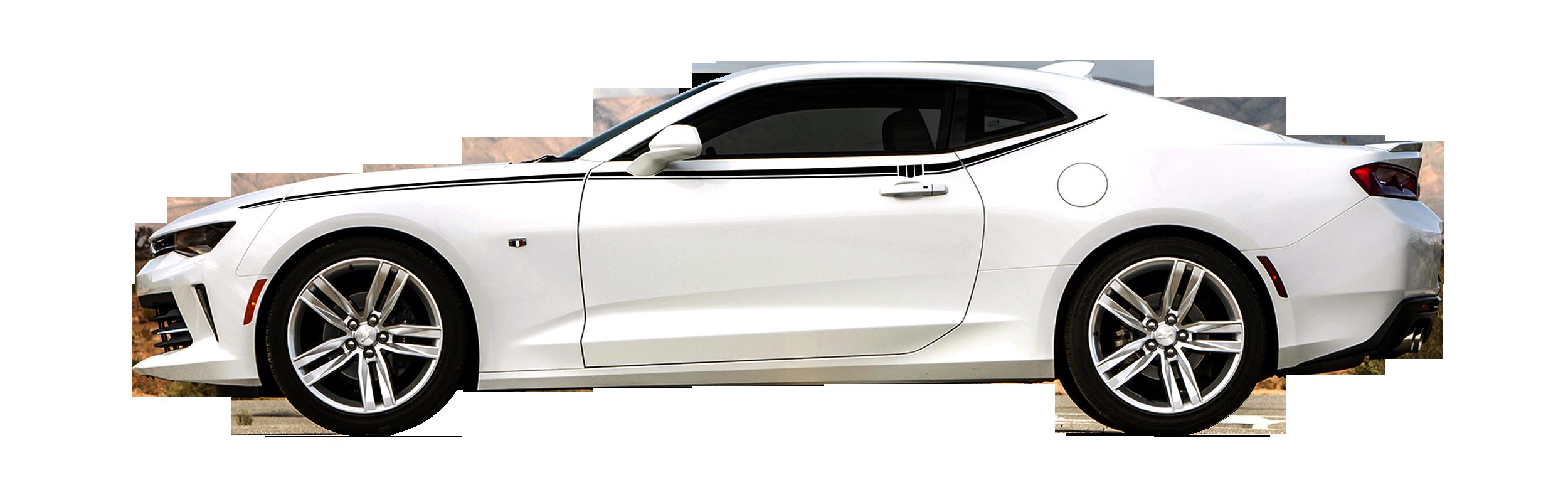2016 - 2018 Camaro CC MUSCLE™ BODY SPEAR KIT