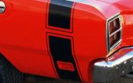 1969 Dart Bumble Bee stripe