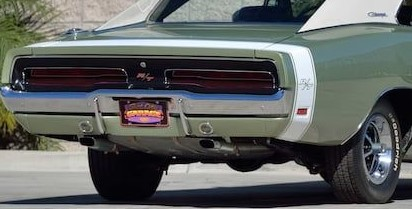 1969 DODGE CHARGER BUMBLE BEE STRIPE KIT