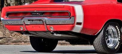 1970 DODGE CHARGER BUMBLE BEE STRIPE KIT