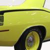 1970 Plymouth Barracuda Hockey Stick Stripe - Stencils And