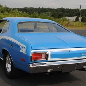1973-4 Duster Side Stripe kit
