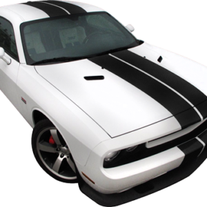 2008-10 Challenger Dual Racing Stripe Kit