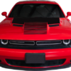 2015-18 Dodge Challenger Hood Stripe with Aggressive Strobe Accent
