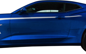 2016-18 Camaro Fender Hockey Stick Style Stripe Kit