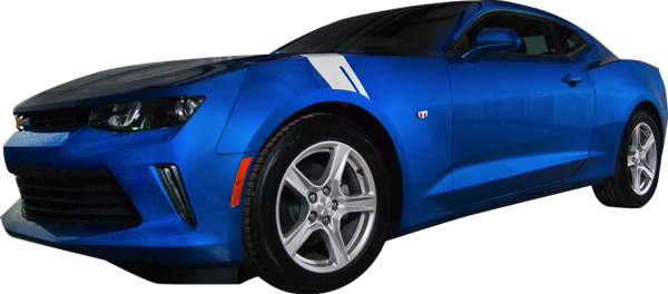 2016-18 Camaro Hash Fender Stripe Kit