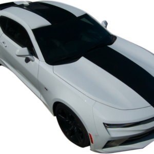 2016-18 Camaro Solid Hood, Roof, Trunk, Spoiler Stripe Kit
