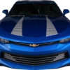 2016-18 Hood Accent Strobe Stripe Kit