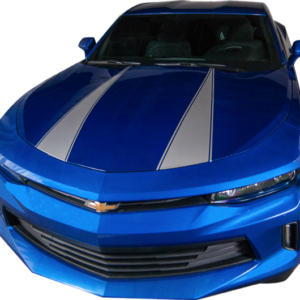 2016-18 Hood Stripe with Accent Stripe Kit