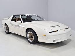 1989 Trans Am Indy Pace Car
