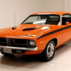 1973-4 Barracuda Stripe kit